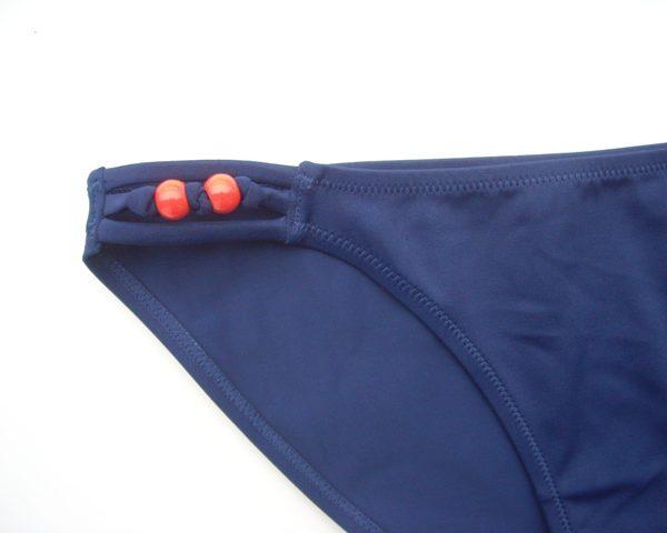 Skiny Navy Blue maudymosi kelnaitės