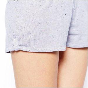 Vero Moda šortukai miegui Faust NT Shorts